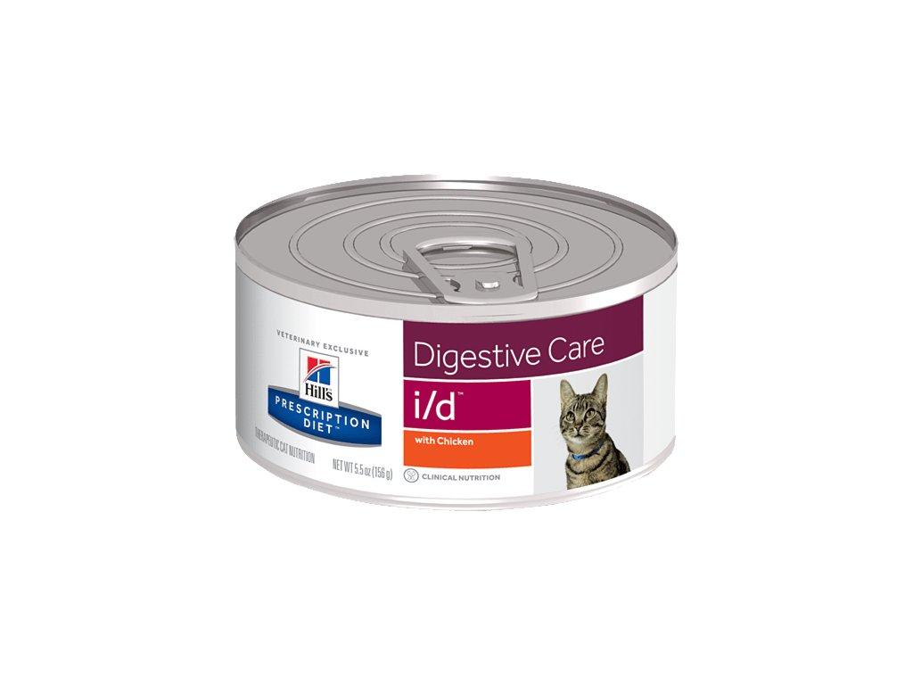 Hill's Feline i/d  konzerva 156 g