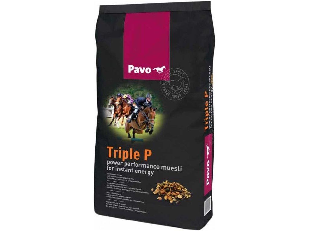 Pavo Muesli Triple P