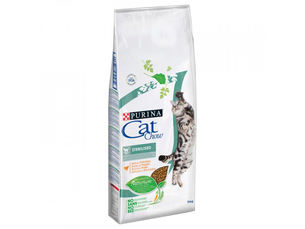 cat chow adult special care sterilised