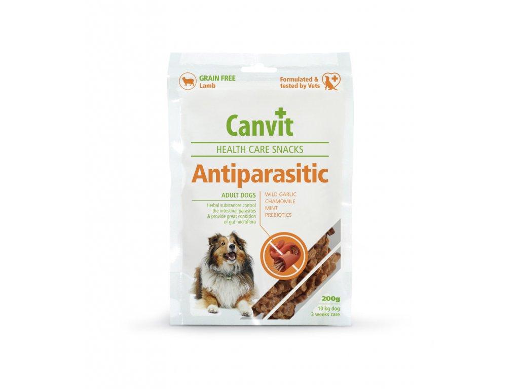 Canvit Snacks Anti-Parasitic 200g
