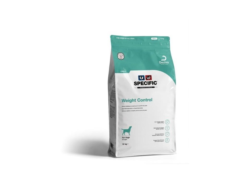 specific crd 2 weight control 2 kg