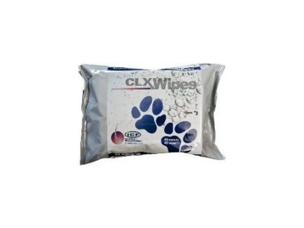 Clorexyderm wipes dezinfekční ubrousky
