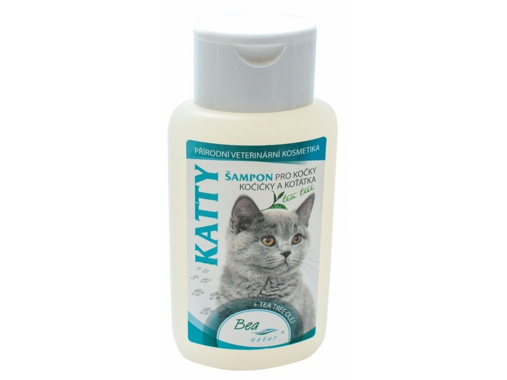 Bea Katty šampon pro kočky 220ml