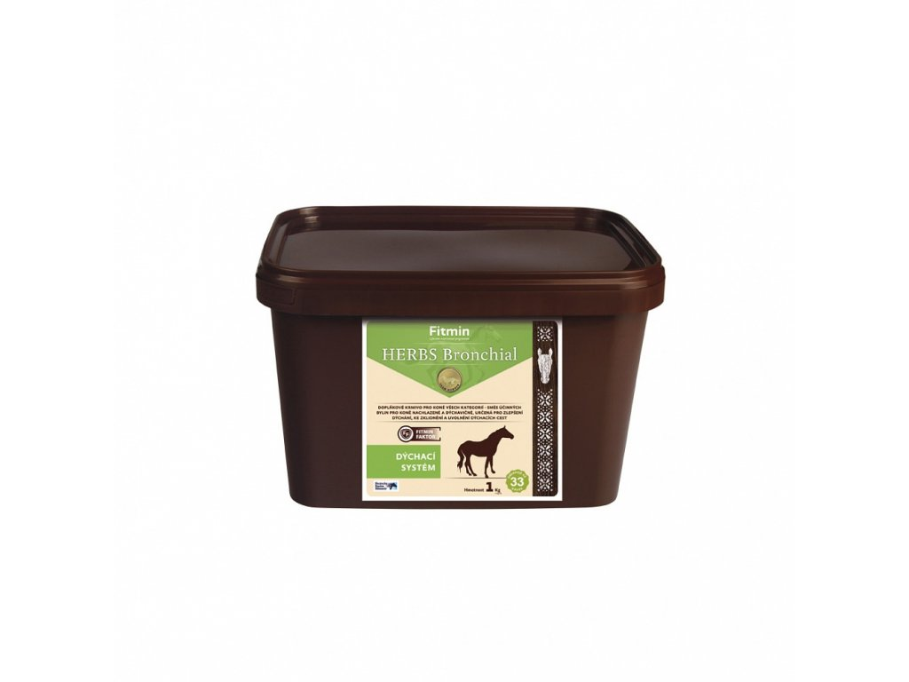 Fitmin horse HERBS Bronchiale