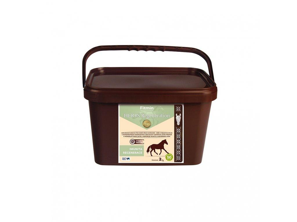fitmin horse herbs regeneration 2 kg h L