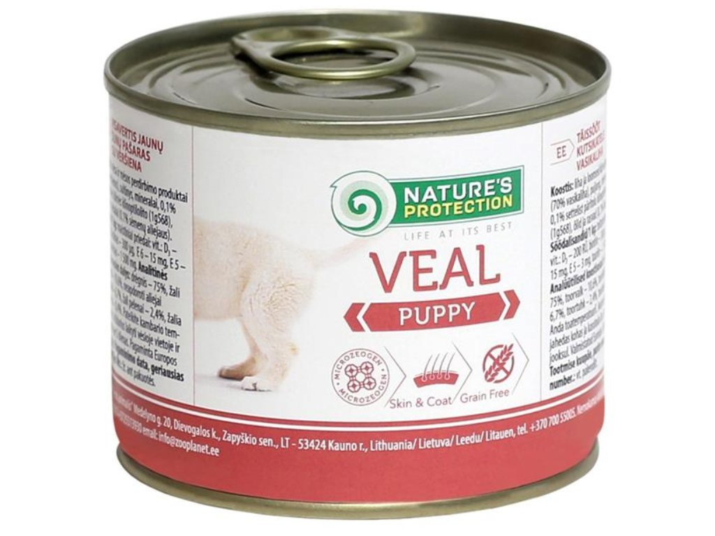 puppy veal