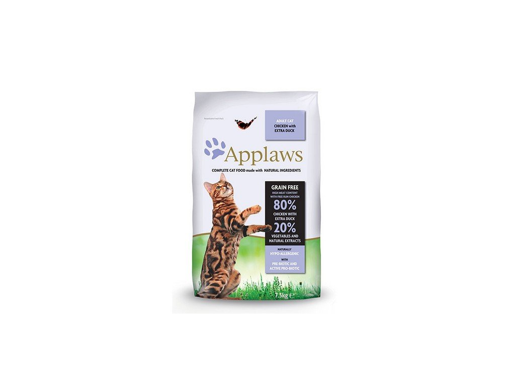 Applaws Cat Dry Adult Duck
