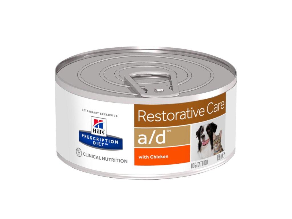 Hill's Canine + Feline A/D konzerva 156g