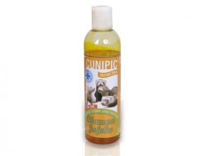 Šampon pro fretky jojoba Cunipic 250ml