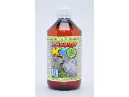 Acidomid K králíci