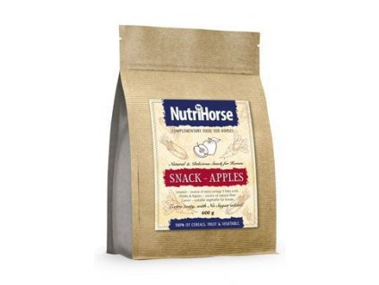 Nutri Horse Snack-Apple 600g