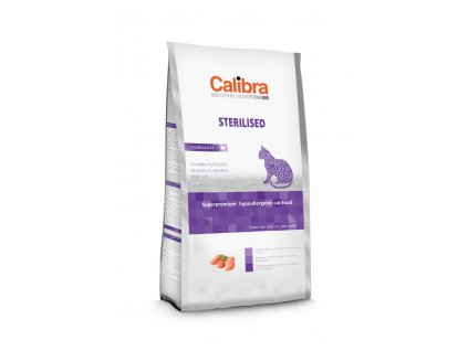 calibra cat EN sterilized