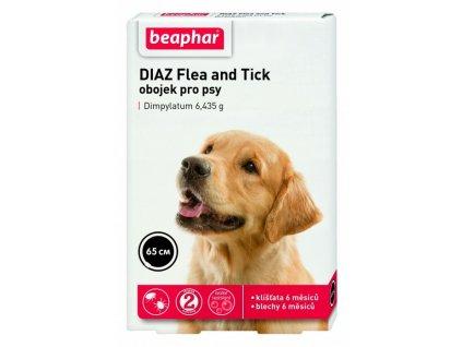 Beaphar antip. obojek Dog Diaz 65cm