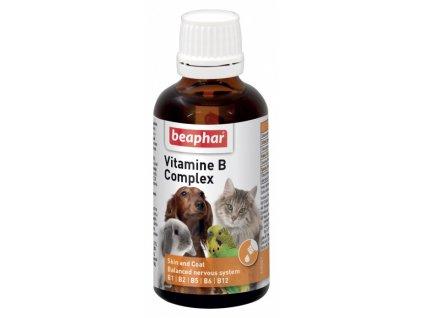 kapky vitaminove beaphar b komplex original