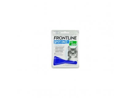 frontline spot on cat sol 1x05ml mono