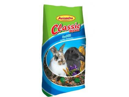 Avicentra Classic menu králík
