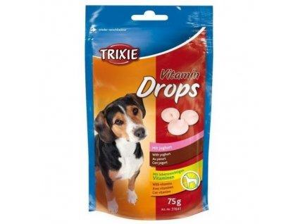 Trixie Vitamin Drops s jogurtem