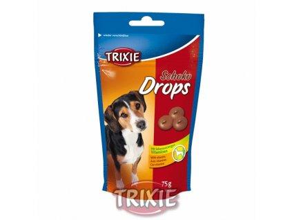 Trixie Schoko Drops s vitamíny