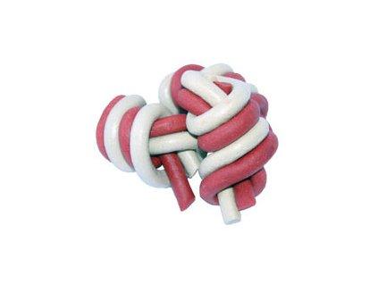 JERKY uzlík kroucený red/white 1ks