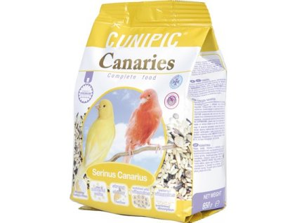 Cunipic Canaries - kanár 650 g