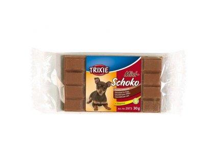 Mini Schoko - čokoláda s vitamíny hnědá 30g