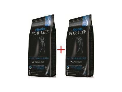 Fitmin For Life Dog Adult Large Breed 2x15kg