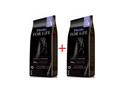 Fitmin For Life Dog Light & Senior 2x15kg