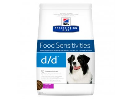 Hill's Canine D/D Duck+Rice