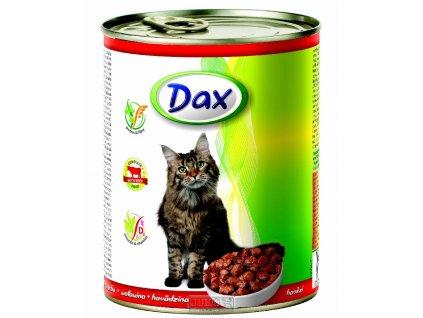 Akční konzerva DAX cat 830g
