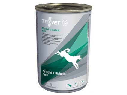 Trovet Canine WRD 400g