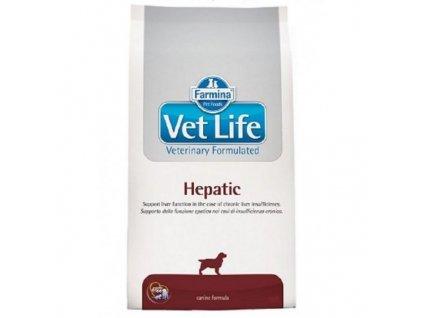 Vet Life Canine Hepatic