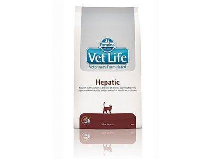 Vet Life Feline Hepatic