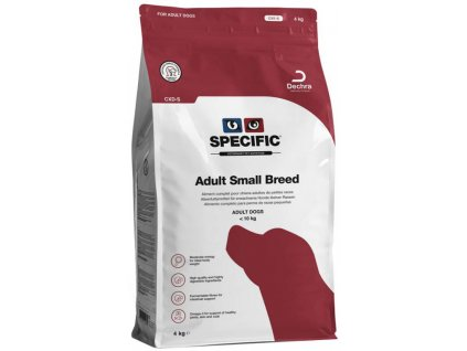 Specific CXD-S Adult Small Breed 2,5kg