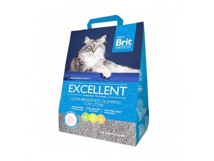 Brit Fresh for Cats Excellent Ultra Bentonite