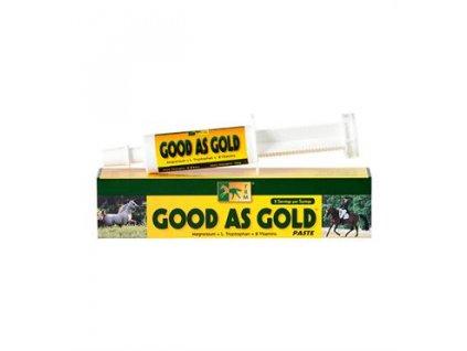 TRM pro koně GOOD AS GOLD paste 70g