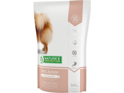 Nature's Protection Dog Junior Mini