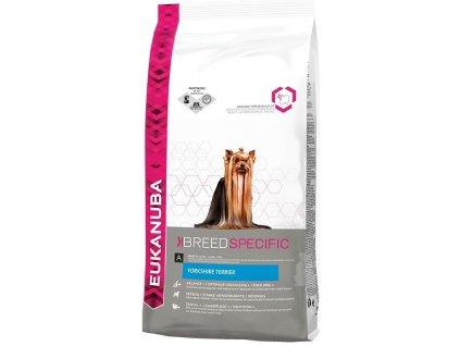 Eukanuba Dog Breed Nutrition Yorkshire Terrier