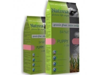 Nativia Puppy Chicken & Rice