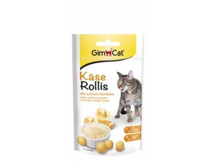 Gimcat Kase-Rollis Sýrové kuličky 40g