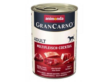 ANIMONDA GRANCARNO Adult - masový koktejl 6 x 400g