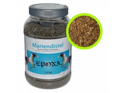 ostropestrec mariansky granulat