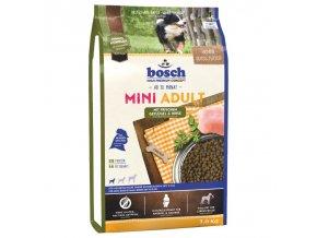 Bosch Dog Adult Mini Drůbeží & Proso