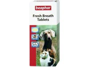 Beaphar Dog Fresh Breath tablety