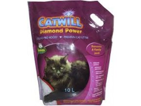 Podestýlka Catwill Diamond Power