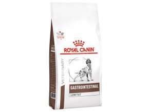 Royal Canin VD Dog Gastro Intestinal Low Fat