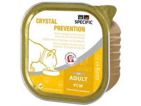 Specific FCW Adult Crystal Prevention 7x100g
