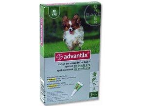 Advantix Spot On 1x0,4ml do 4kg