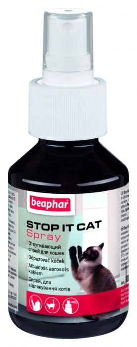 Beaphar Odpuzovač koček do interiéru Beaphar Stop It 100ml
