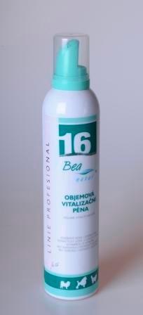 Bea č.16 - objemová vitalizační pěna 300ml