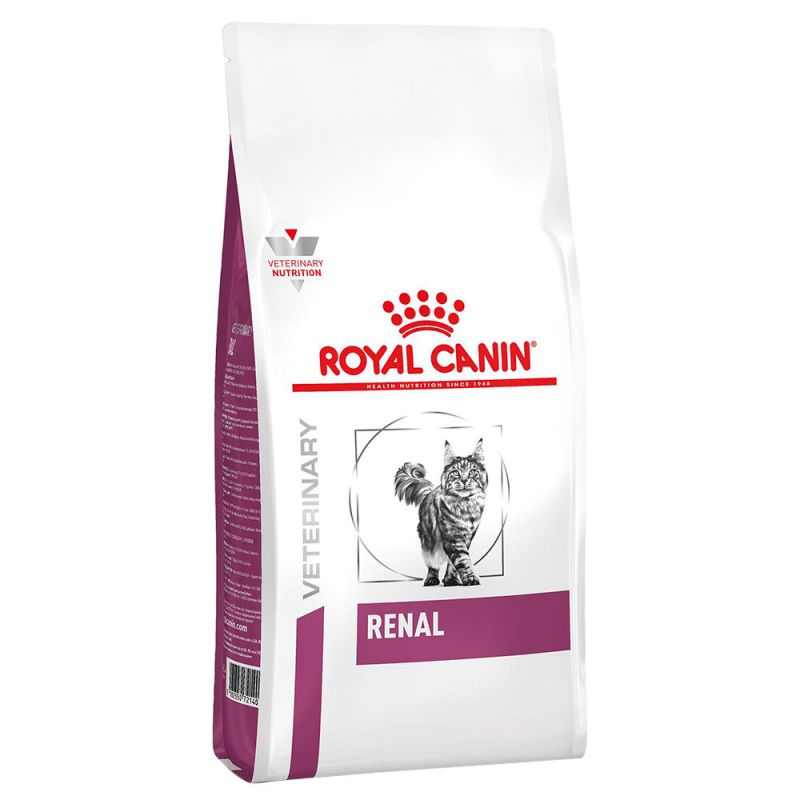 Royal Canin VD Cat Renal RF23 4kg
